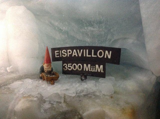 Bienvenidos a la gruta de hielo más grande del mundo