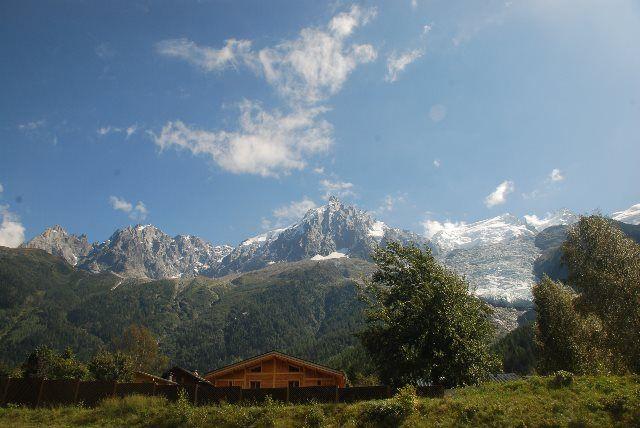 El idílico paisaje de los Alpes franceses