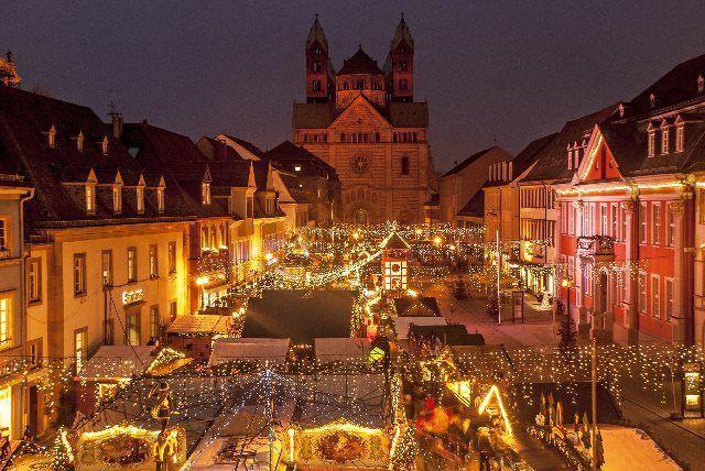 Mercado de Navidad de Speyer