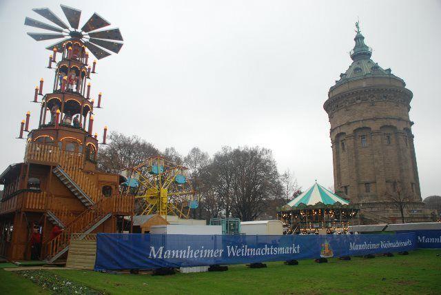 Mercadillo de Navidad de Mannheim