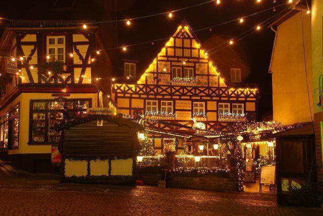 Mercado de Navidad de Rüdesheim