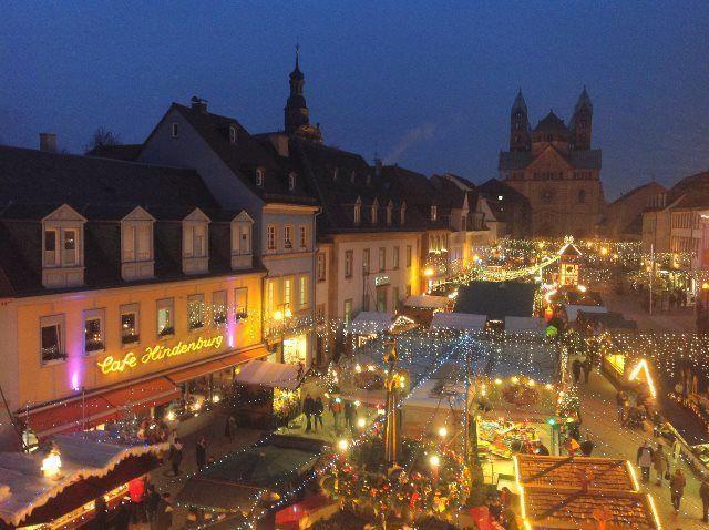 Mercadillo de Navidad de Speyer