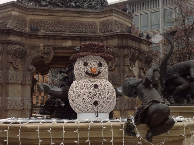 Navidad en Mannheim