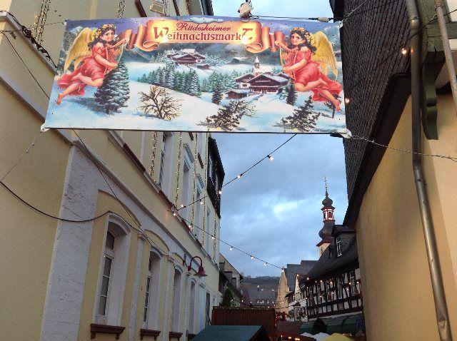 Mercadillo de Navidad de Rüdesheim
