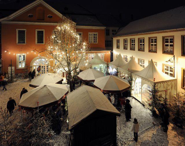 Kunsthandwerkermarkt © Klaus Venus