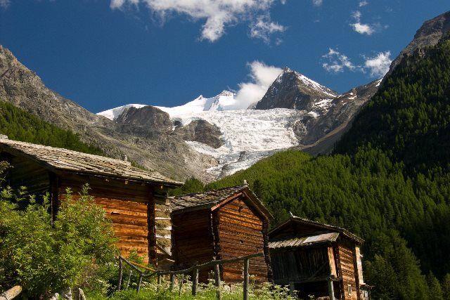 Grächen o las vacaciones familiares ideales en los Alpes suizos