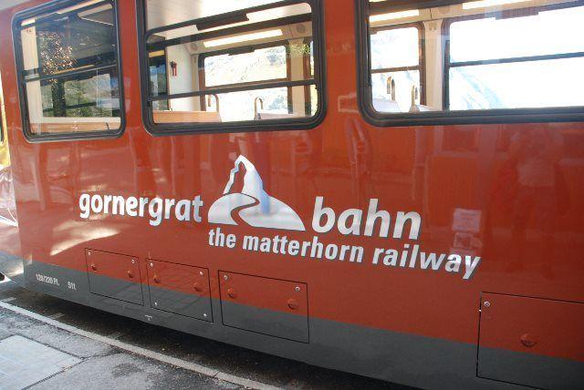 Tren del Gornegrat