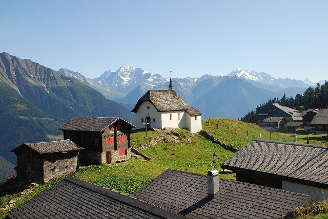 Vacaciones en el Valais: dos semanas en el paraíso de la montaña