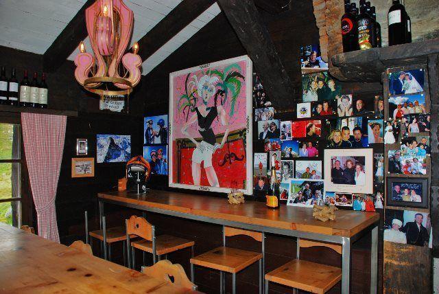Cientos de detalles dentro de Chez Vrony