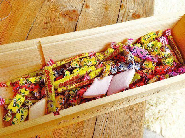 Divertidos dulces para los niños