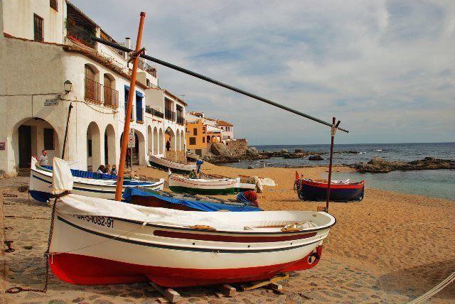 Calella: el pueblo pescador más bonito de la Costa Brava
