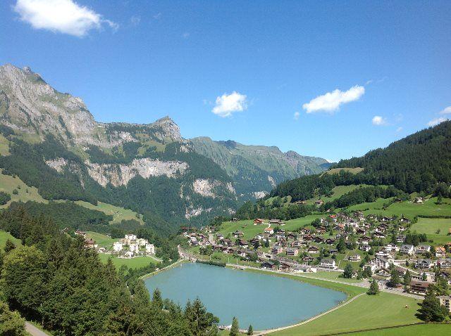 Engelberg: en el corazón de Suiza Central