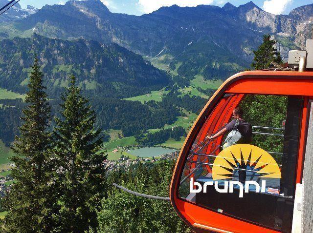 Teleférico de Brunni