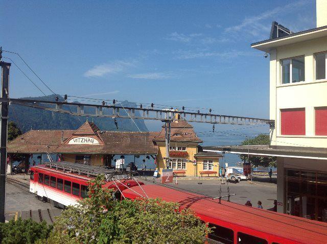 Estación de Vitznau