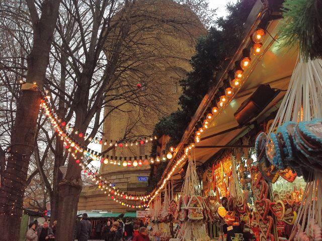 Mercado de Navidad de Mannheim