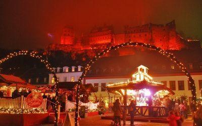 Mercado Navidad de Heidelberg