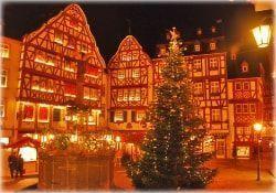 Mercado de Navidad de Alemania