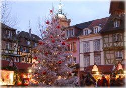 Mercado de Navidad Francés