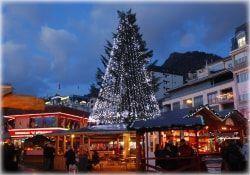 Mercados de navidad en Suiza