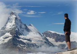 Paisajes del Valais Zermatt