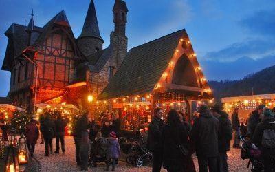 Mercadillo de navidad de Cochem
