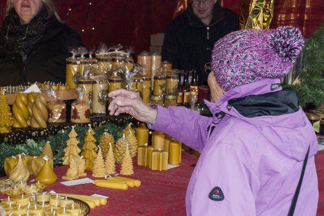 Casetas de Navidad en St.Blasien