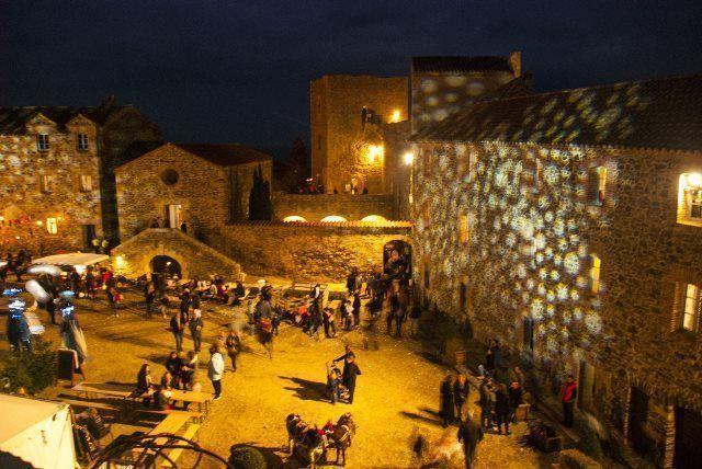 Mercado de Navidad de Collioure