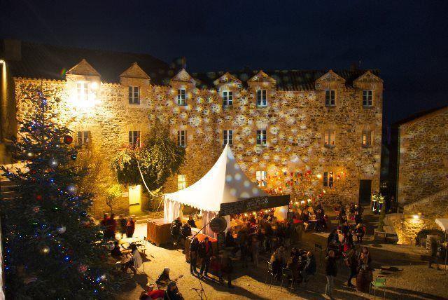Mercado navideño de Collioure