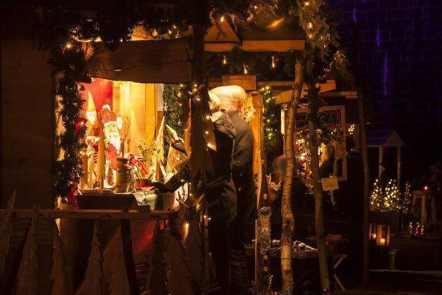 Navidad en Ravennaschlucht