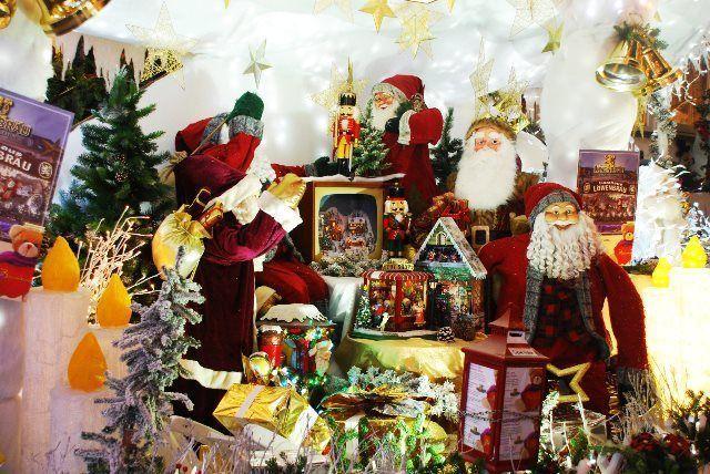 Santa Claus en el Löwenbräu