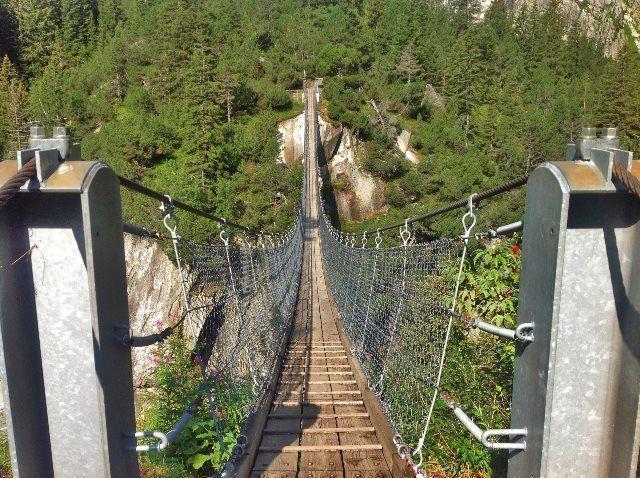 El Handeckfallbrücke
