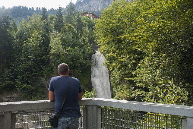 Cataratas de Reichenbach (Reichenbachfall, Suiza)