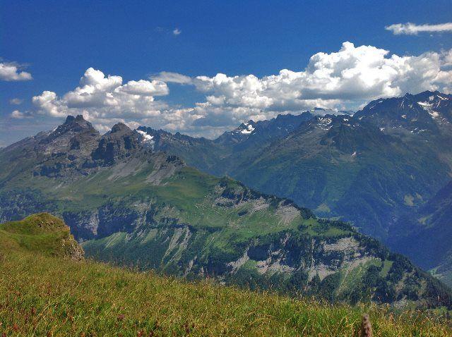 El Montes Titlis desde Alpen Tower