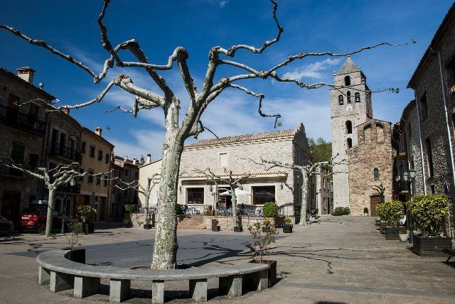 Plaza Carles Camps