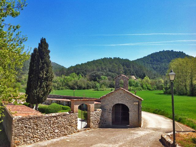 Sant Llorenç de la Muga (Cataluña)