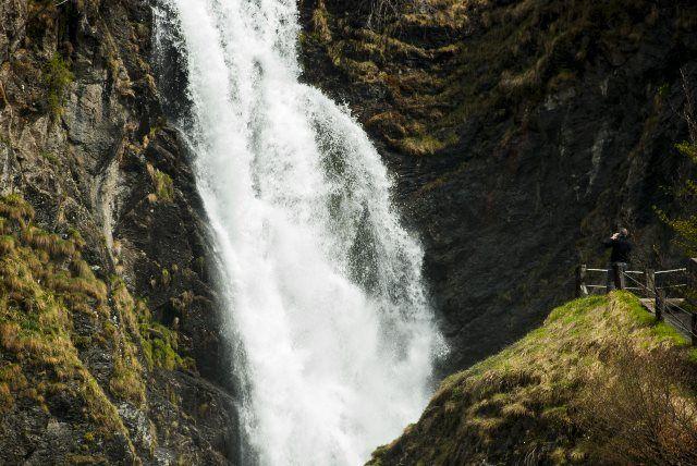 Sauth deth Pish: la cascada más bonita del Valle de Aran