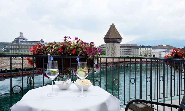Hotel Des Alpes Luzerzn