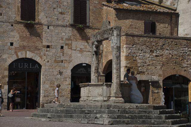 San Gimignano romántico