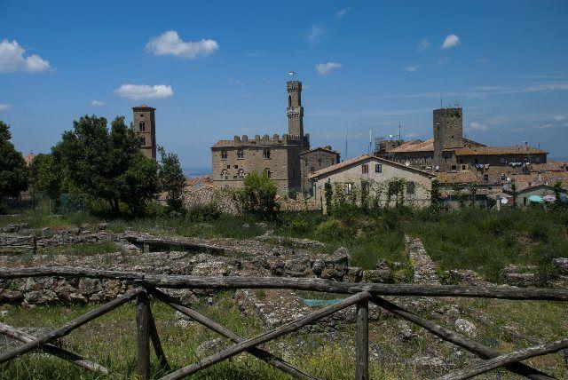 Vistas de Volterra