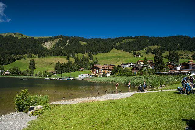 El Schwarzsee friburgués