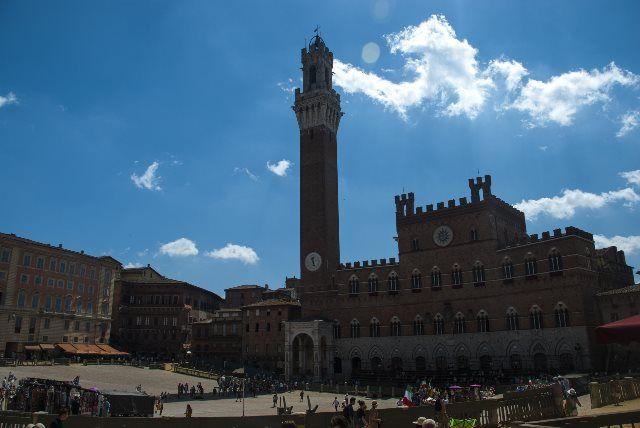 Torre Mangia, Siena