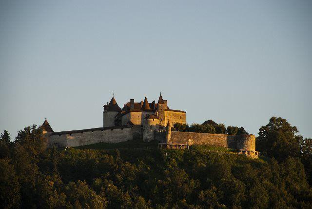 Castillo Gruyères
