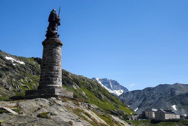 Col du Gran Saint Bernard