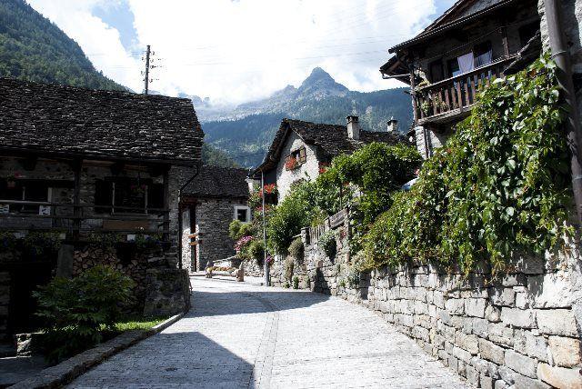 Calle de Sonogno