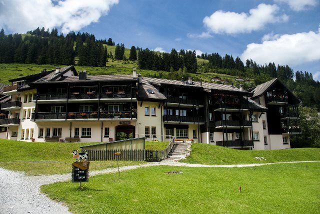 Moléson: vacaciones en Gruyères (Suiza)