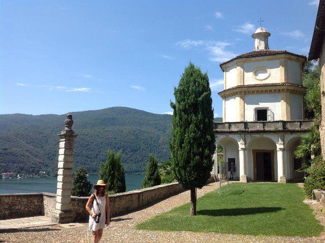 Morcote, lago Lugano