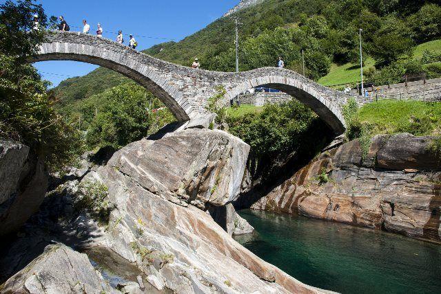 Ponte dei Salti Lavertezzo