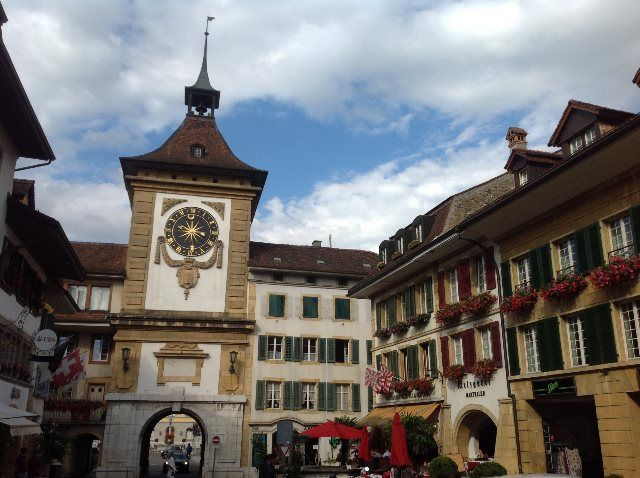 Puerta de Berna