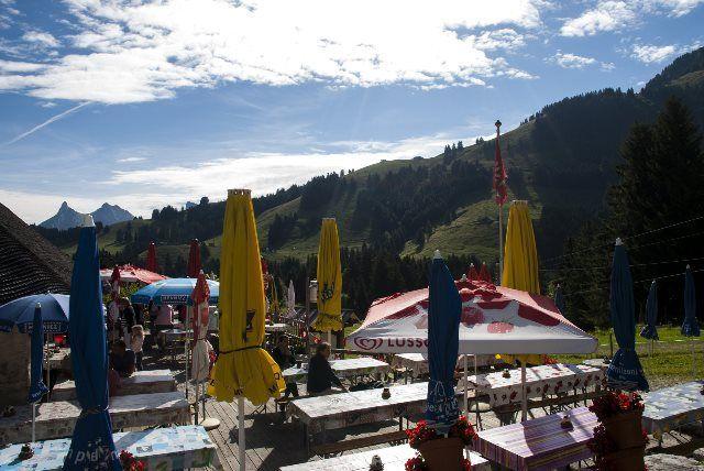 Restaurantes suizos