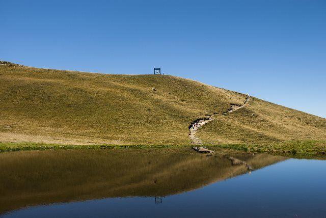 Senderismo en Monte Tamaro